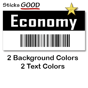 Economy Asset Tags